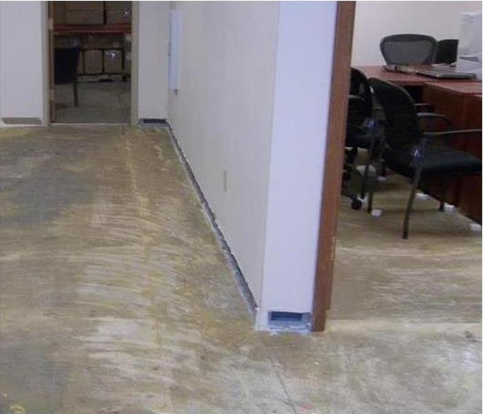Commercial Water Damage - Gorham After
