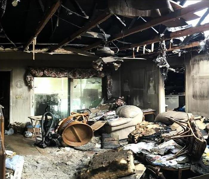 Fire Damage Repair In Gorman