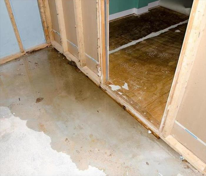 Water Damage Why SERVPRO Has Its Work Cut Out for Water Removal from Durham Basements