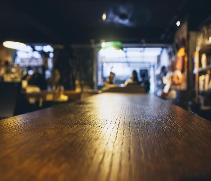 Commercial Water Damage Can Often Be A Result Of Remediating Fire Damage Inside Your Durham Pub