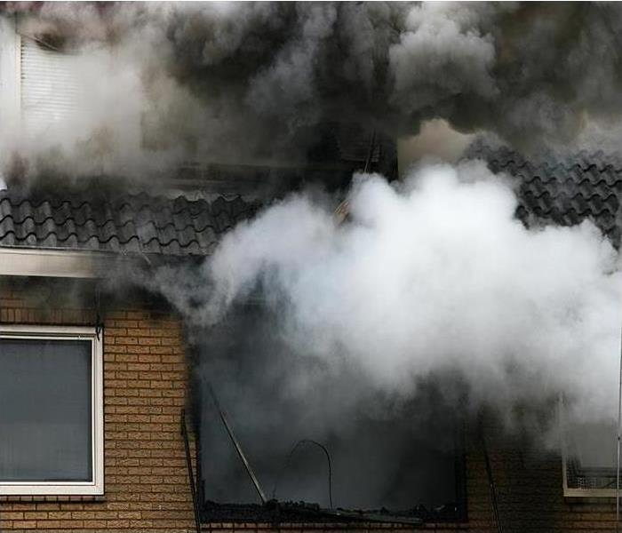Why SERVPRO Odor Control For Your Durham Home After A Fire